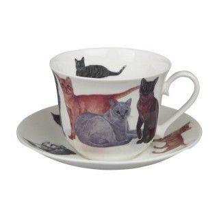 Чайная пара Коты TP XCATS1100