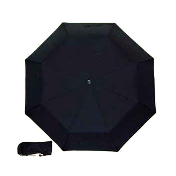 Зонт муж.23, полный автомат, черный