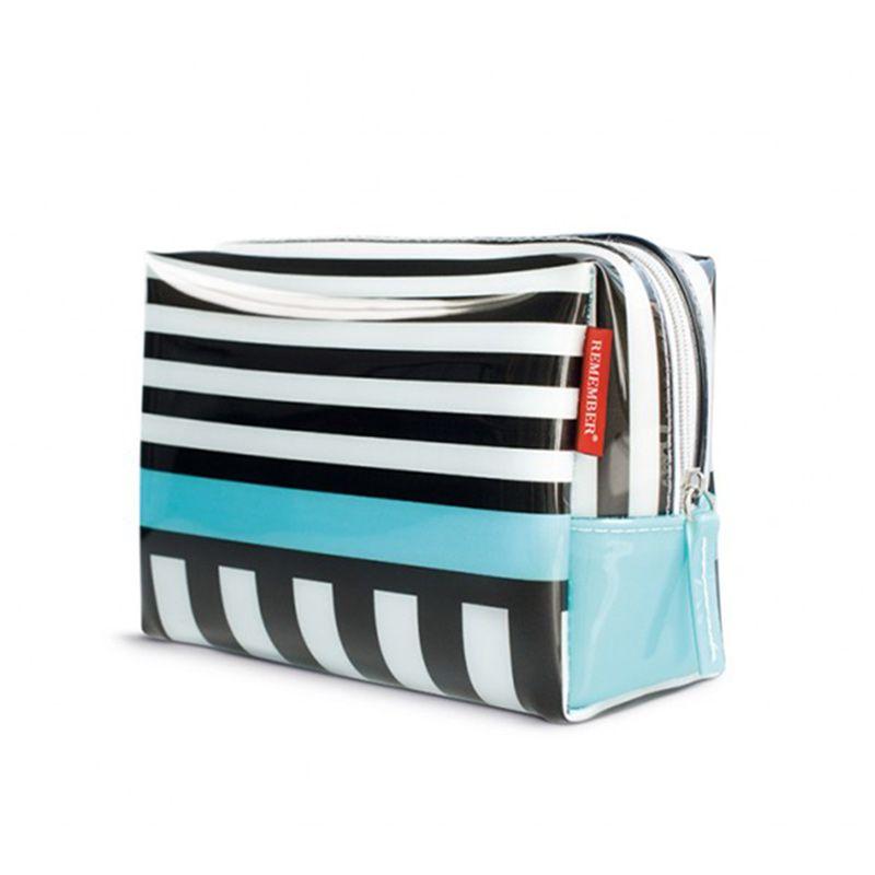 Косметичка black stripes большая
