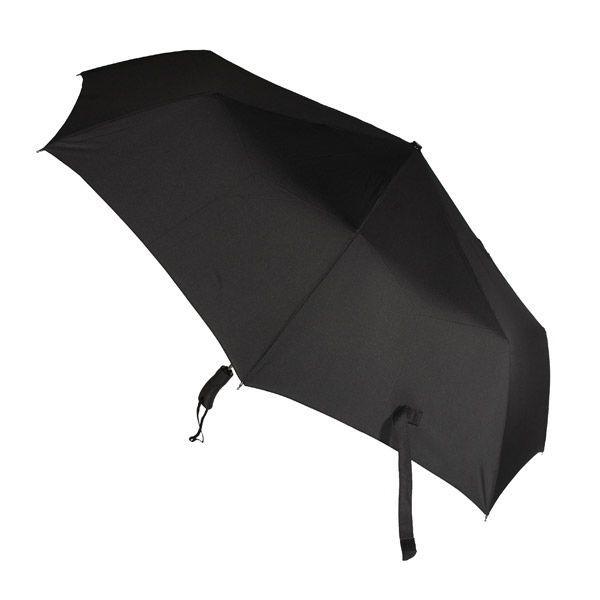 Зонт мужской полный автомат, семейный, черный 27