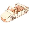 Сборные модели автомобилей из дерева