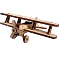 Деревянные модели самолетов и вертолетов