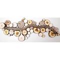 Декоративные спилы из дерева