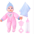 Мягкие текстильные куклы