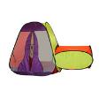 Детские палатки с тоннелем