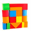 Детские конструкторы с мягкими блоками