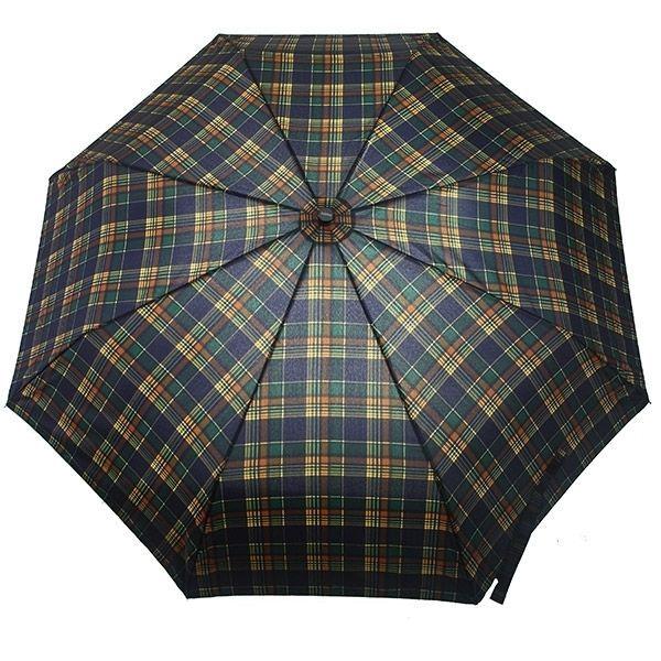 Зонт 23, полный автомат (Шотландка темная)