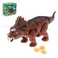 Набор фигурок динозавров
