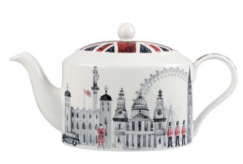 чайник с картинками лондона это