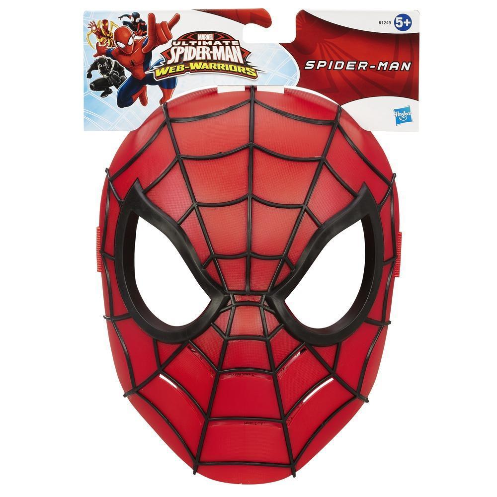 Базовая маска Человека-Паука Web Warriors