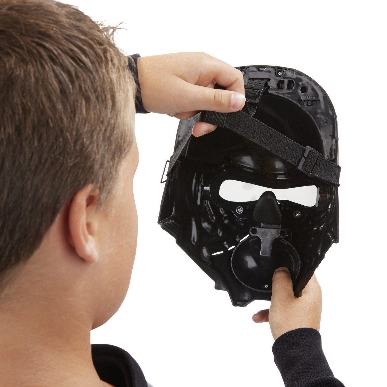 """Электронная маска """"Звездные войны"""" - Кайло Рен (звук)"""