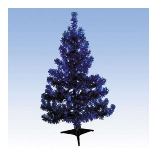 Новогодняя елка из фольги, 45 см