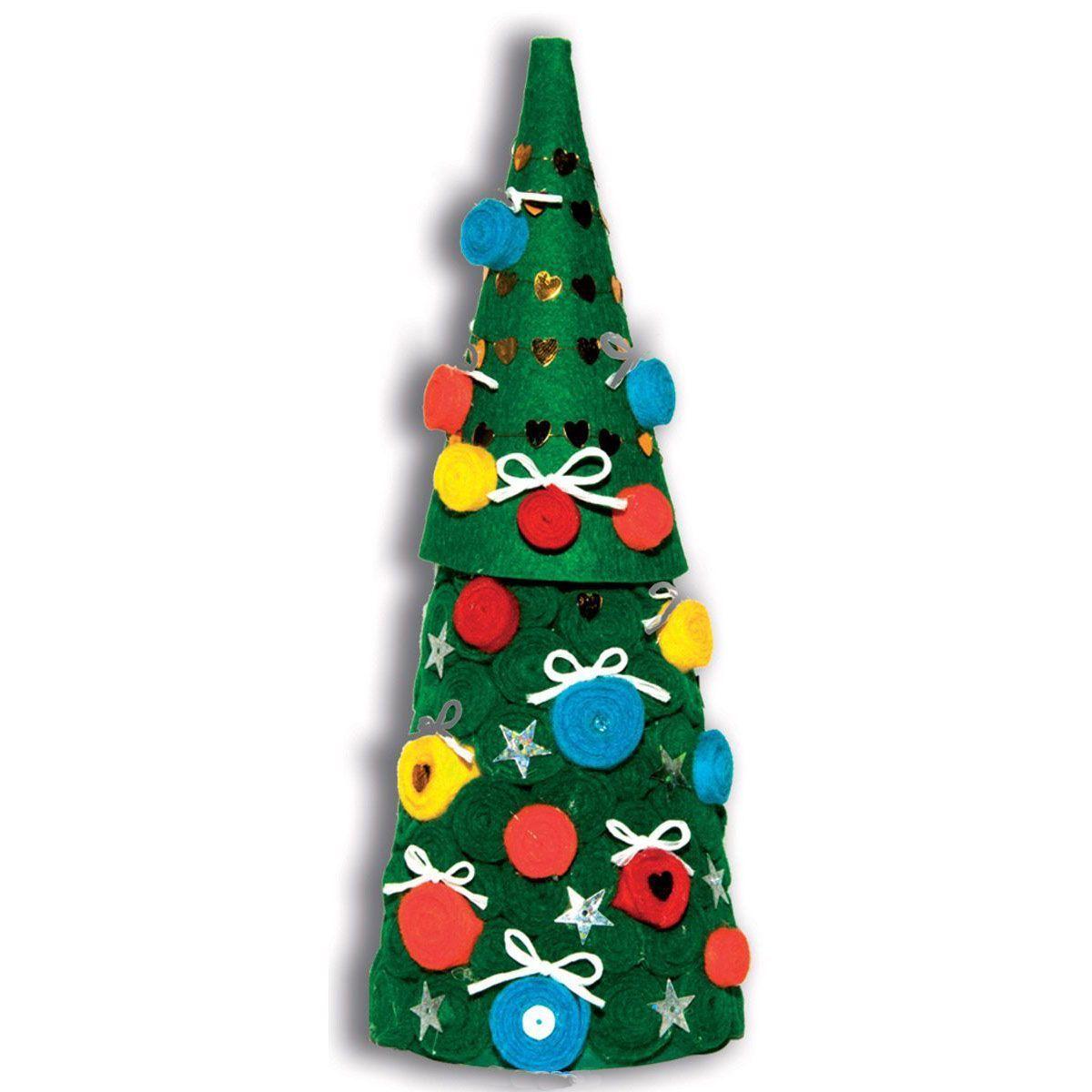 """Набор для творчества """"Мастерская Деда Мороза"""" - Новогодняя елка"""