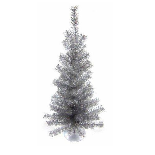 Новогодняя елка из фольги, 60 см