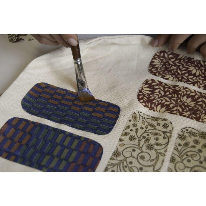Клей-лак для декупажа по текстилю, 100 мл, ТАИР