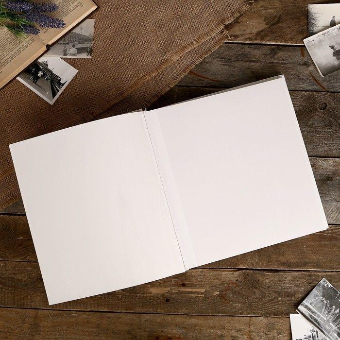 """Фотоальбомы Fotografia магнитный, 30 листов, 29х32 см, """"Свадебный"""" FA-EBBSA30 - 715"""