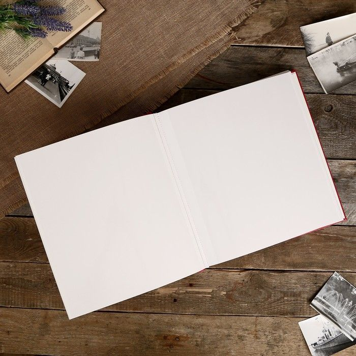 """Фотоальбомы Fotografia магнитный, 30 листов, 29х32 см, """"Отдых"""" FA-EBBSA30 - 814"""