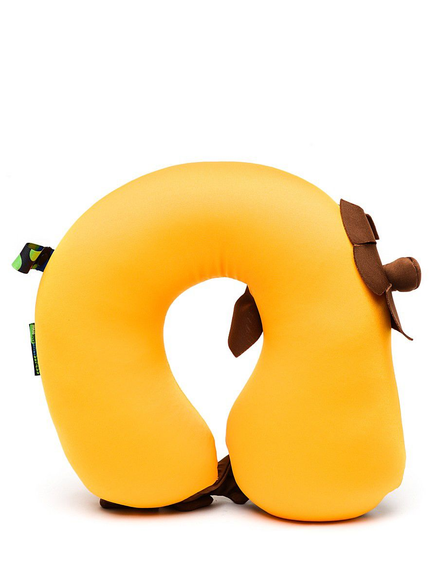 "Подушка-подголовник ""Лев"", 32 см"
