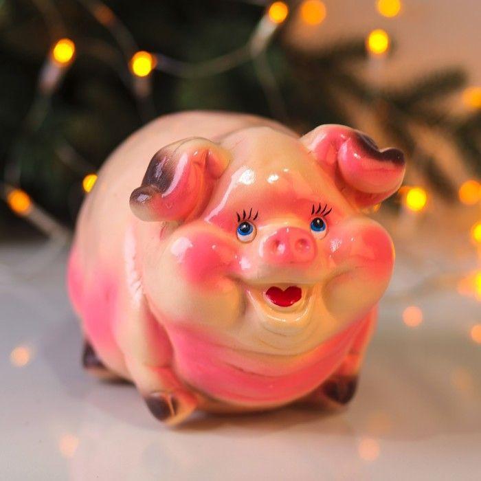 """Копилка """"Свинка"""", 20 х 15 см"""