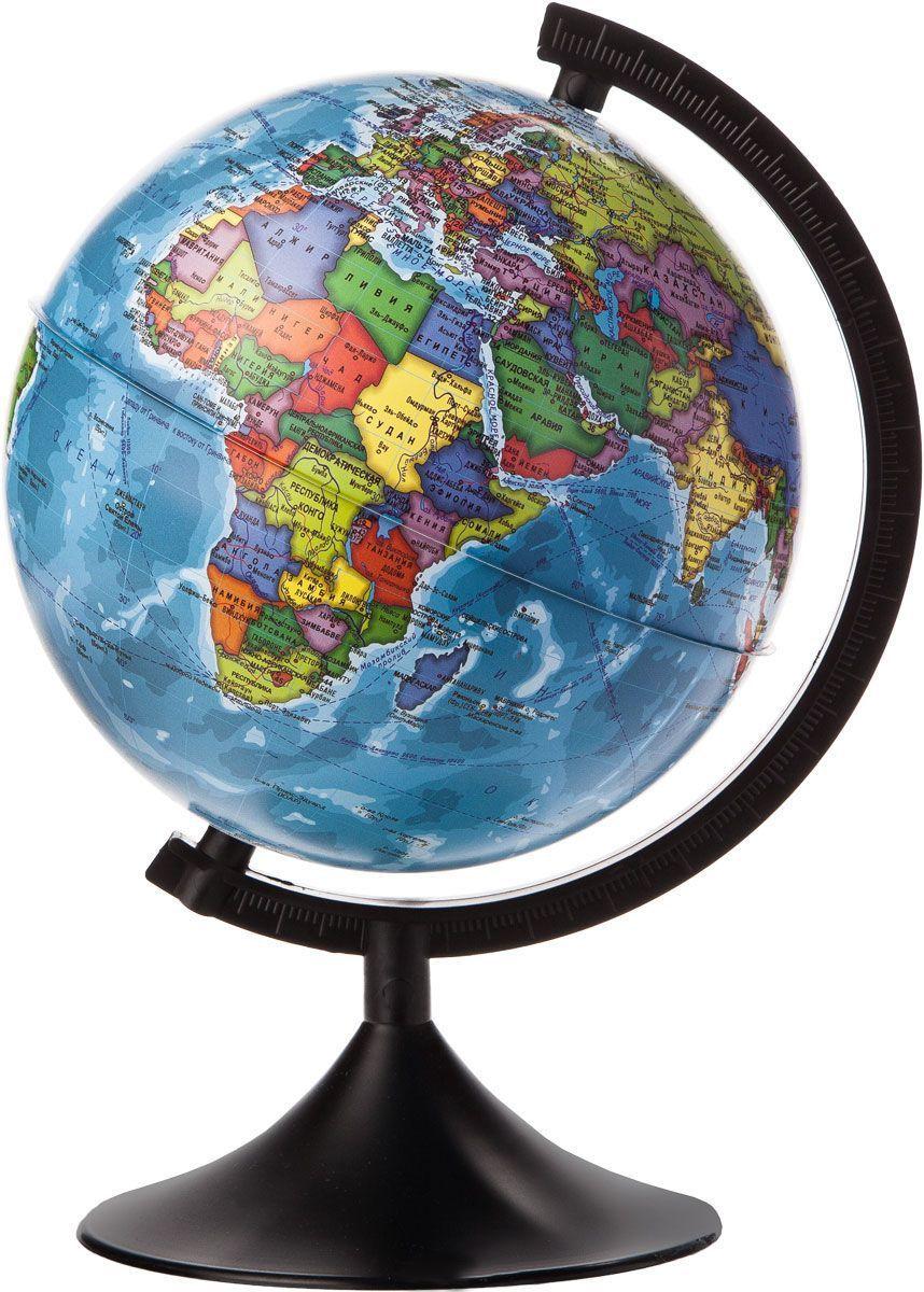 """Глобус Земли """"Классик"""" - Политический, 21 см"""