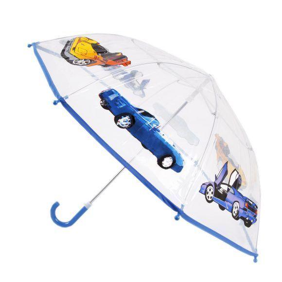 """Детский зонт """"Автомобиль"""", 46 см"""