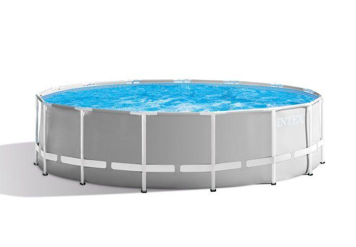 Каркасный бассейн, 457 х 122см