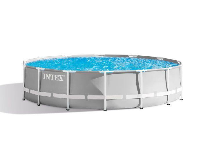 Каркасный бассейн, 427 х 107 см