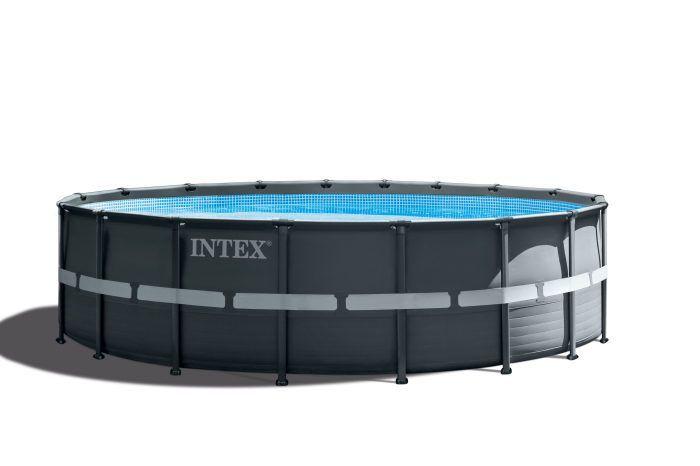 """Каркасный бассейн """"Ультра"""", 549 х 132 см"""