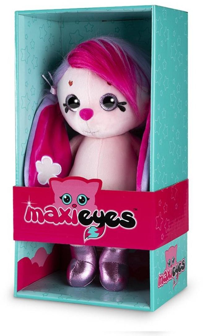 Мягкая Игрушка Maxi Eyes Зайка Айя, 22 см,