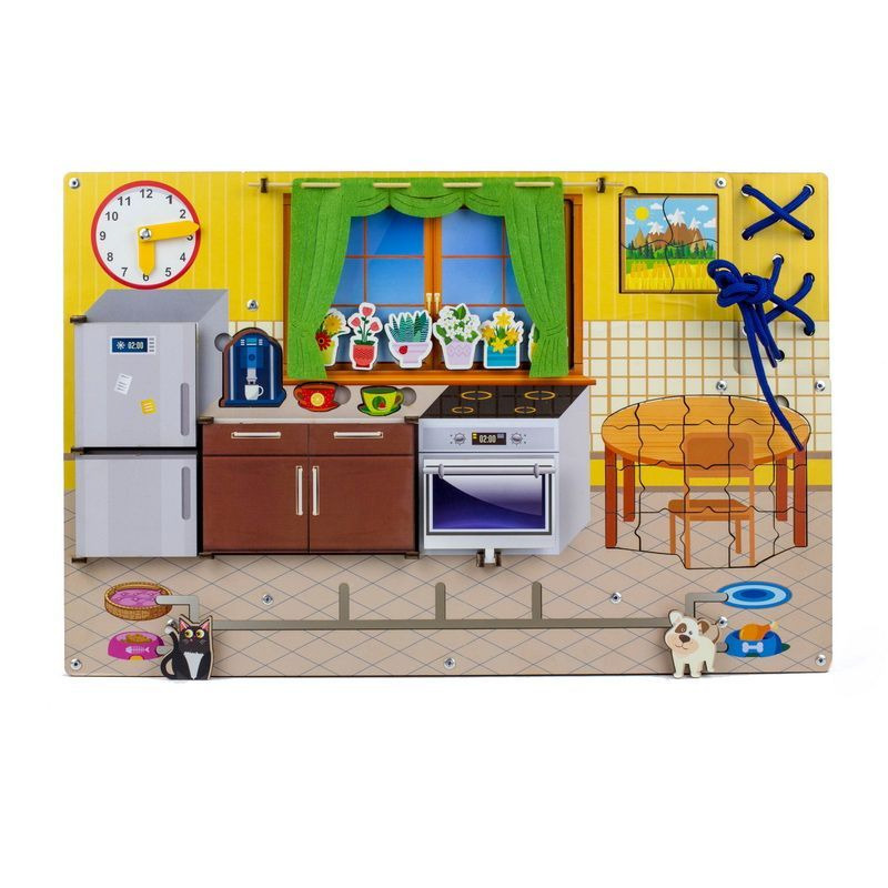 "Бизиборд ""Кухня"""