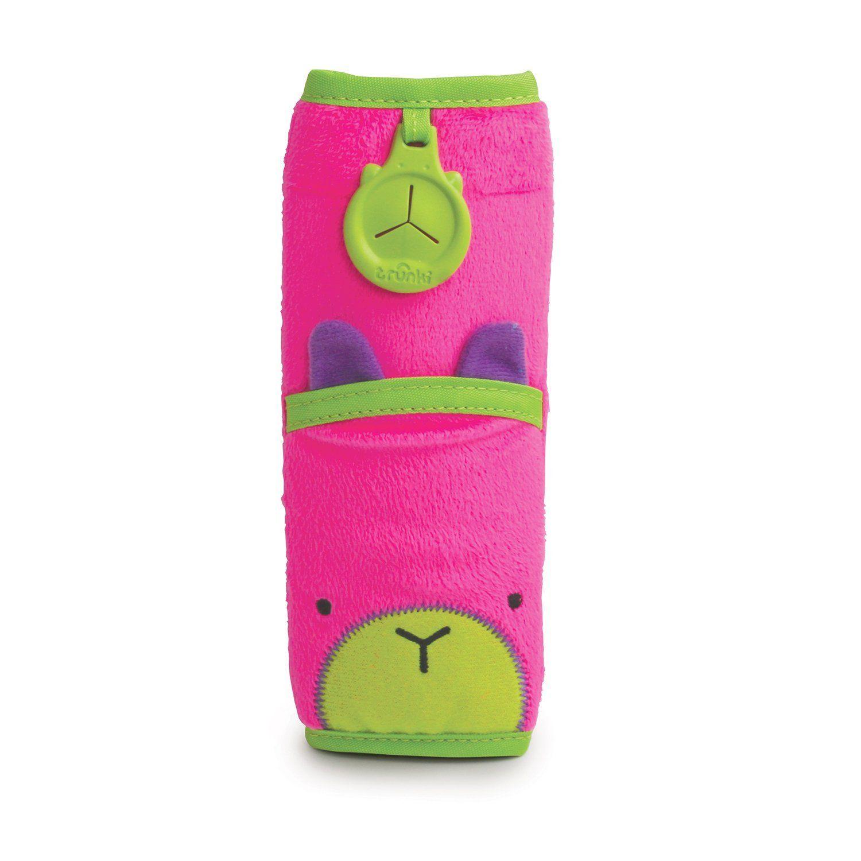 """Накладка-чехол для ремня безопасности """"Котенок"""", розовая"""