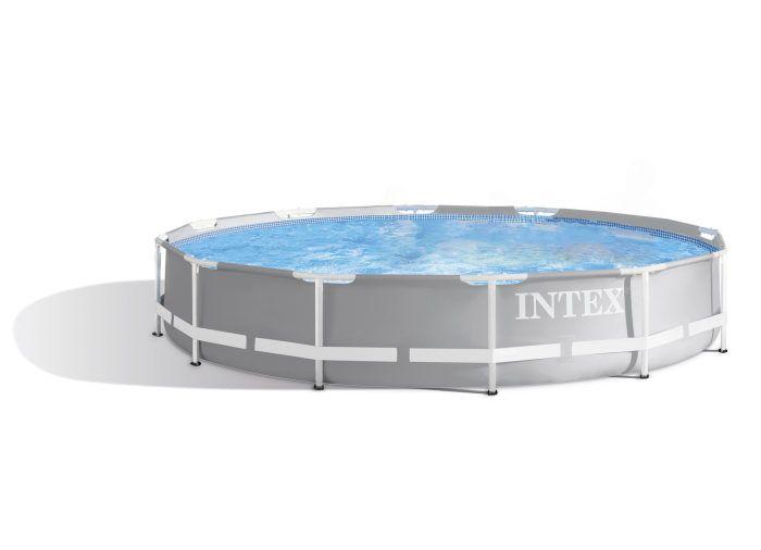 Каркасный бассейн, 366 х 76 см