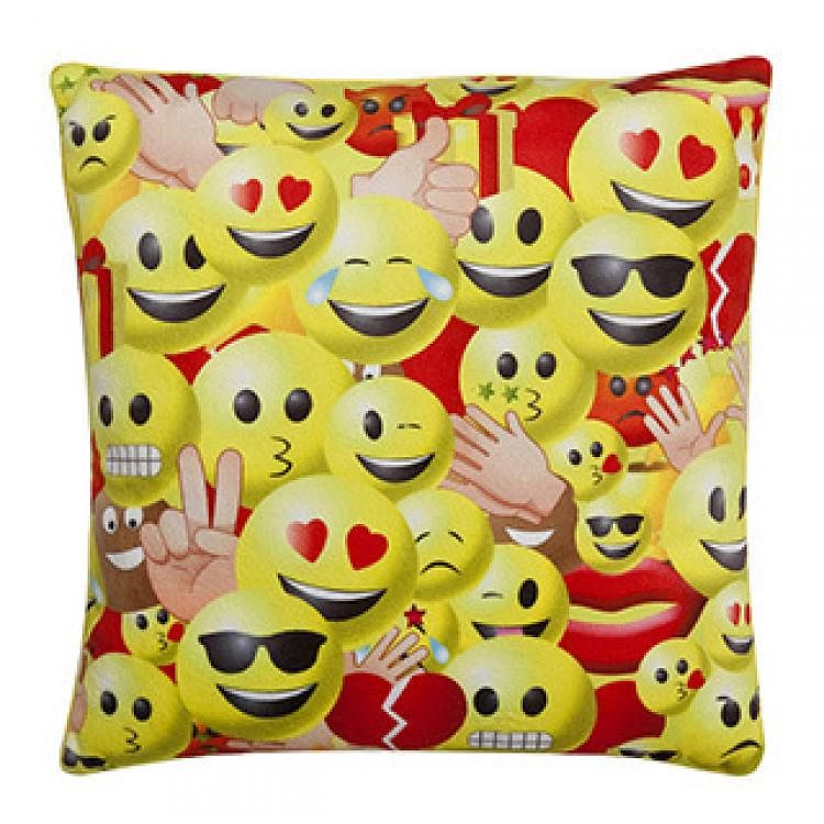 Квадратная подушка Imoji, 30 х 30 см