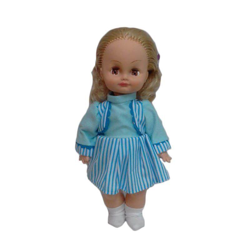 """Кукла """"Даша № 3"""" в голубом платье, 30 см"""