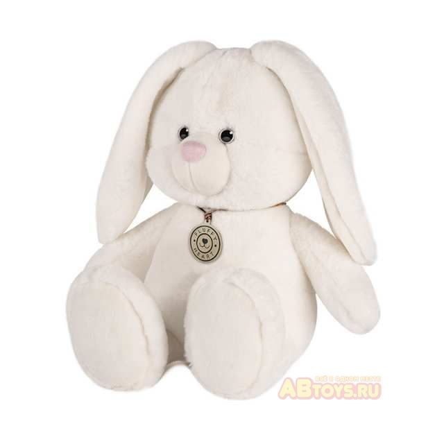 Мягкая игрушка Fluffy Heart - Зайка, 35 см