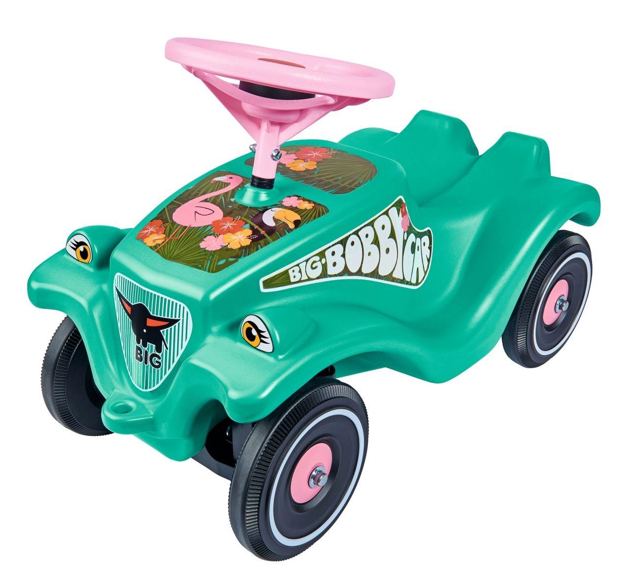 Каталка-толокар Bobby Car Classic - Тропический фламинго