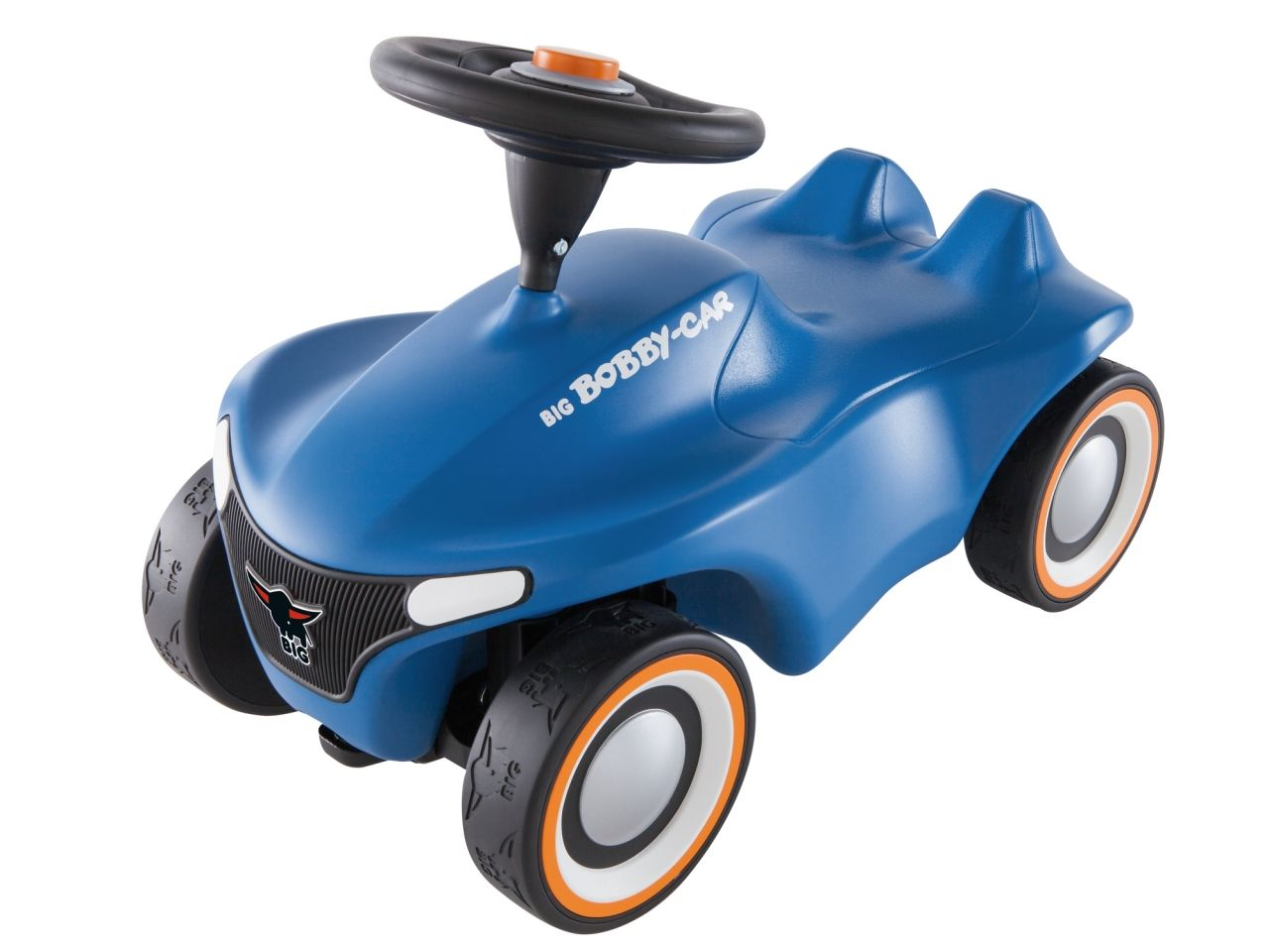 Каталка-толокар Bobby Car Neo, синяя