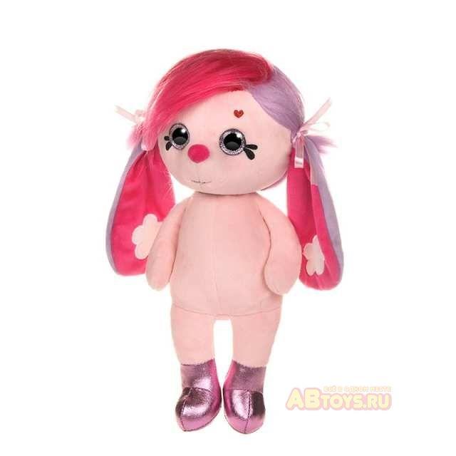 Мягкая игрушка Maxi Eyes -Зайка Айя, 22 см