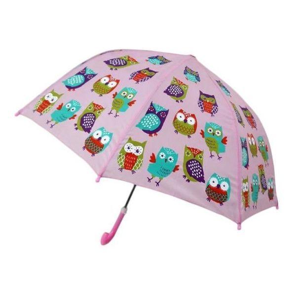 """Детский зонт """"Совушки"""", 46 см"""