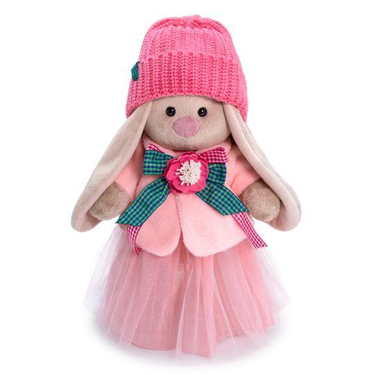 """Мягкая игрушка """"Зайка Ми"""" - Облако, розовая, малая, 25 см"""