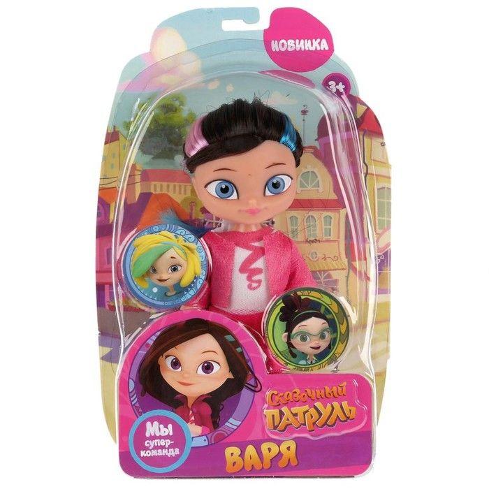 """Кукла """"Варя"""", 15 см SP18-15-V-RU-BL (81)"""