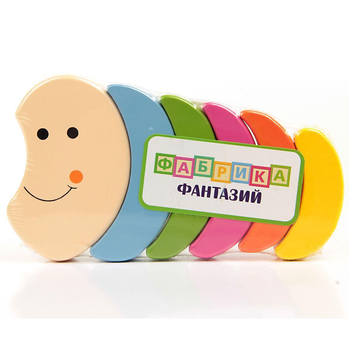 """Деревянная игрушка на ловкость Баланс """"Гусеничка"""""""