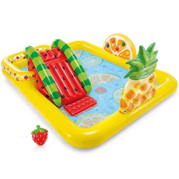 Игровой центр-бассейн Fun'N Fruity, 244 х 191 х 91 см