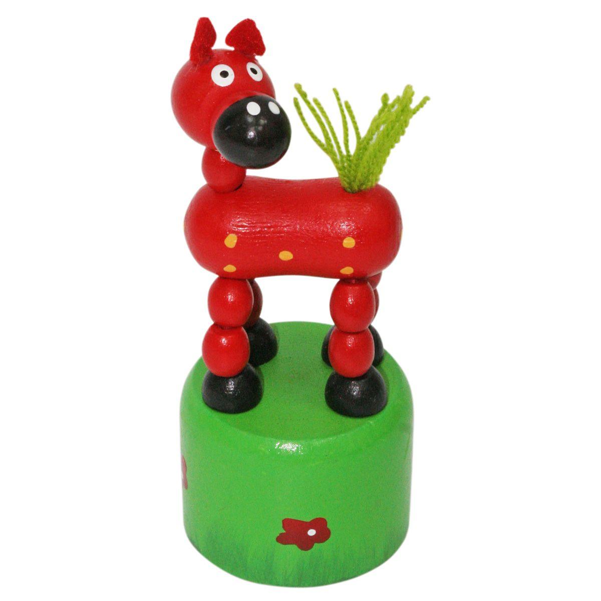"""Деревянная игрушка марионетка """"Зверята"""" в ассортименте"""