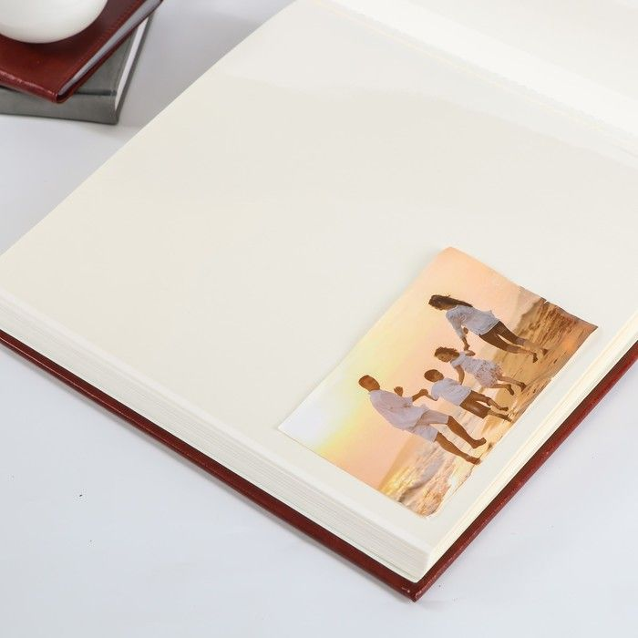 """Фотоальбом магнитный 30 листов """"Круг"""" 31х32 см"""
