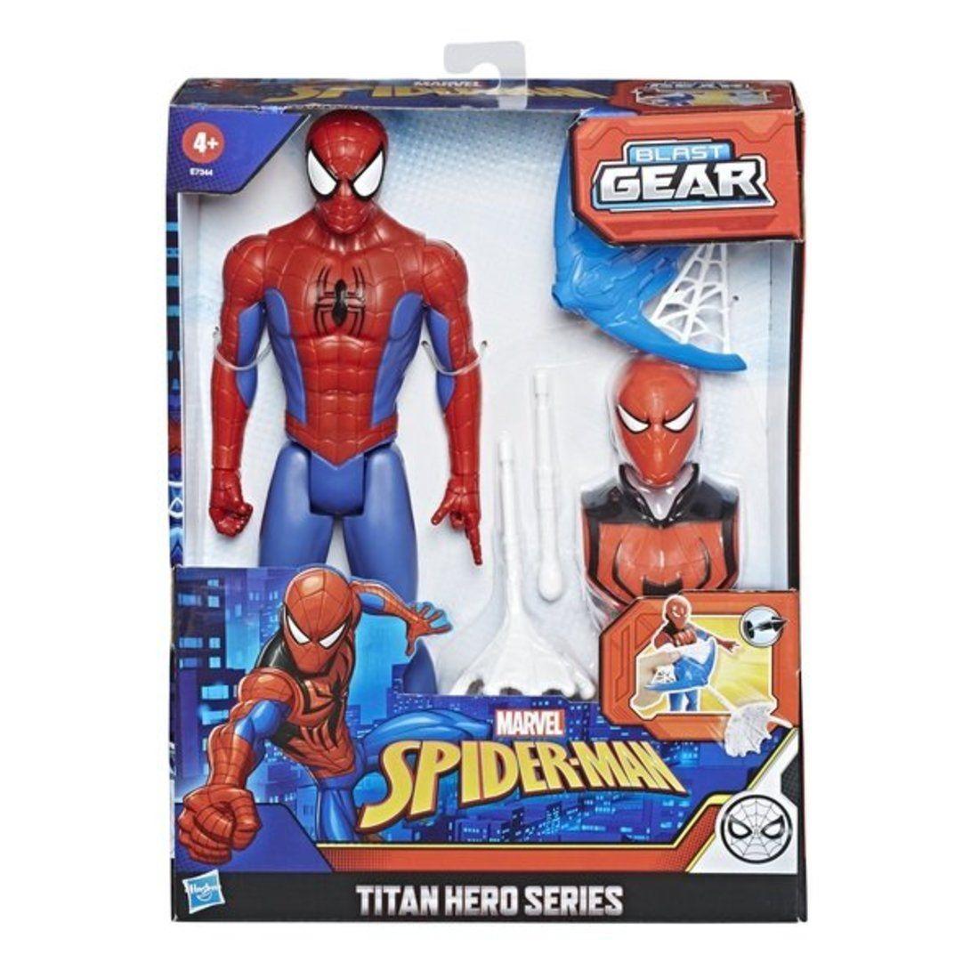"""Игровой набор """"Человек паук"""" с аксессуарами"""