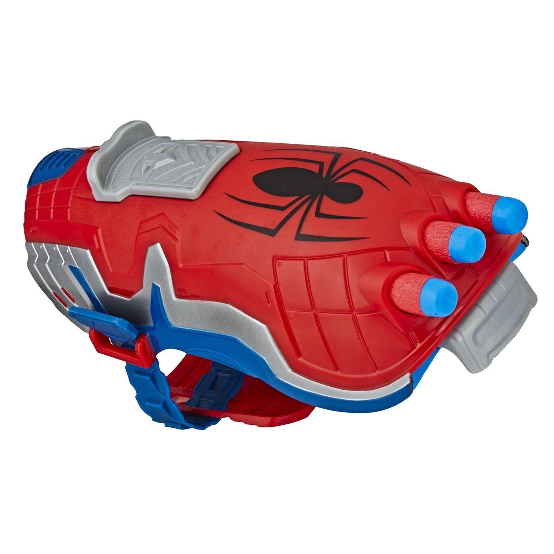 Игровой браслет Нерф Человека Паука