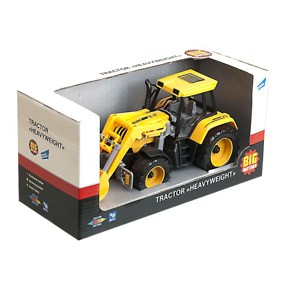 Трактор «Тяжеловес»