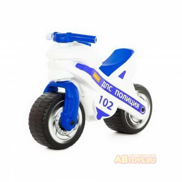 """Каталка-мотоцикл """"МХ"""" - Полиция"""