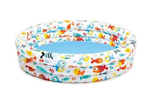 """Надувной бассейн """"Подвод.мир"""", 132 х 28 см"""